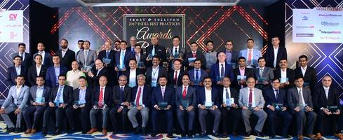frost & sullivan's 2017 india best practices awards banquet lauds indian enterprises demonstrating pathbreaking innovation and break-through projects across sectors