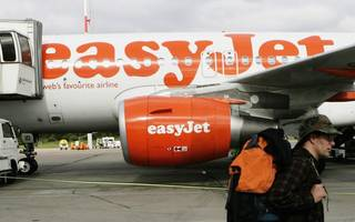 easyjet profits boosted by record passenger numbers