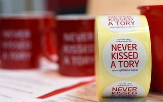 gimmicks and giveaways won't tempt young voters to the tories