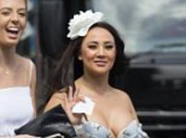 glammed-up punters turn out for sydney champion stakes day