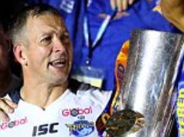 leeds rhinos man of the match danny mcguire's perfect end