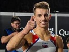Max Whitlock wins gold at World Championships in Montreal