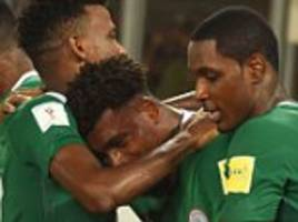 nigeria book place at world cup with win over zambia