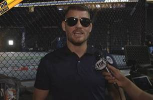 Fighting Words: Was Michael Bisping drunk at UFC 217 presser? GSP thinks so