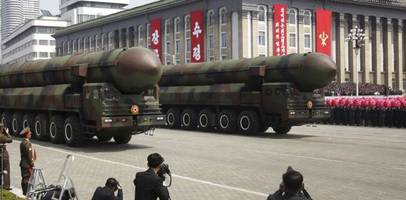 what would a north korean nuclear attack look like?