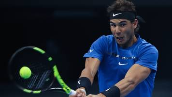 nadal closes on sixth title of the season in china