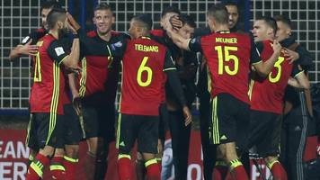 last-gasp belgium win boosts northern ireland hopes