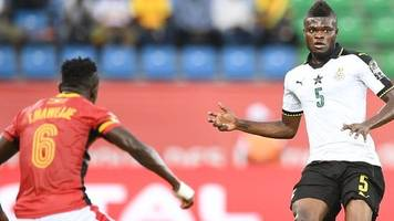 uganda and ghana draw 0-0 in kampala to hand egypt world cup advantage
