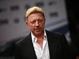 boris becker 'to join the jungle' to avoid debt