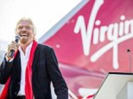 quentin letts: richard branson is a condescending swine