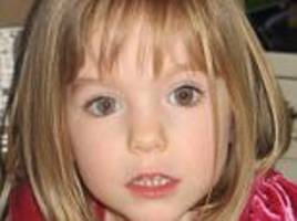 police searching for madeleine mccann 'critical witness'