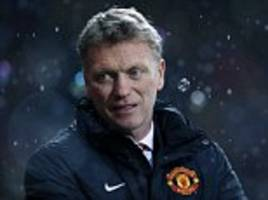 david moyes on how united spell could have been different
