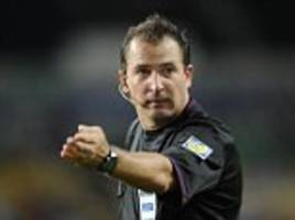 ghana protests to fifa over referee in world cup qualifier