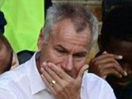 gillingham boss peter taylor admits he could step aside