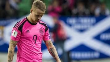 gordon strachan - no man better for scotland job, says leigh griffiths