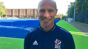danny kerry: olympic winning coach - from heart attack to further hockey history?