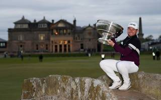 hatton holds off fisher charge to retain dunhill links crown