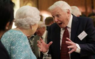 """sir david attenborough is the """"ethical"""" favourite to appear on new £20 note"""