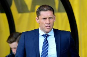 michael brown says players didn't want to come to port vale