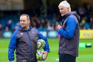 bath rugby's todd blackadder gives his verdict on freddie burns' red card against worcester warriors