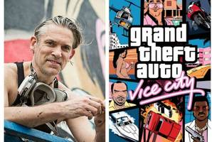 why globe-trotting grand theft auto artist stephen bliss wants to return to scottish roots