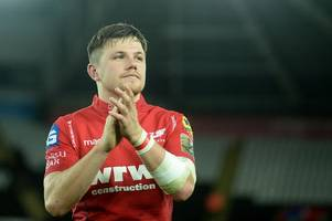 the wales candidates who enhanced their autumn chances and those who fell back in the big ospreys-scarlets derby