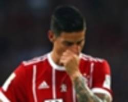 james facing very difficult situation at bayern, admits heynckes