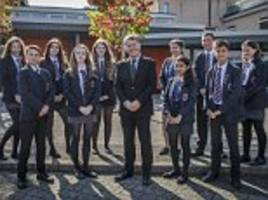 ten bristol pupils from one school sit mensa test