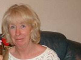swansea woman died in hospital after confronting burglar