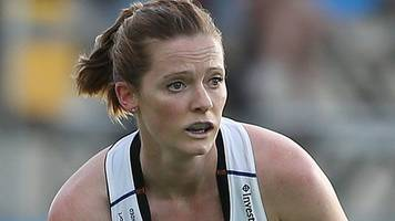 helen richardson-walsh: gb hockey player talks about depression