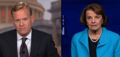 Dianne Feinstein: No Law Could Have Stopped Las Vegas Gunman