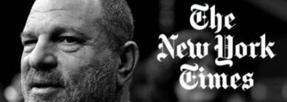 New York Times Hypocrisy Exposed: Former Reporter Says Paper Killed Weinstein Expose In 2004