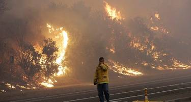 Wildfires Engulf Napa, Sonoma And 6 Other California Counties; More Than 20,000 Forced To Flee