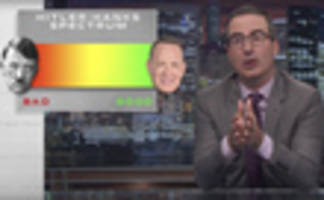 video: john oliver explains why confederate statues should be replaced (with help from stephen colbert)
