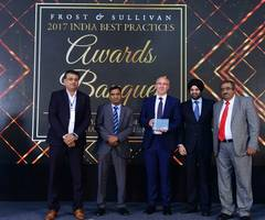 frost & sullivan bestows microensure with india emerging insure-tech company of the year award at its 2017 india best practices awards banquet