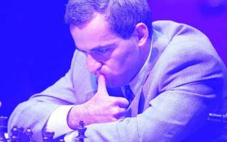 20 years since deep blue: garry kasparov on the human-machine relationship