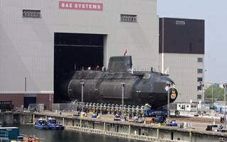 bae systems plans 1,000 job cuts in the uk