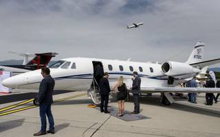 first-time buyer numbers rocket in 2017 – for private jets that is