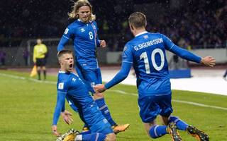 Iceland make history and reach World Cup for first time