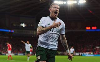 ireland dash welsh world cup dreams with victory in cardiff