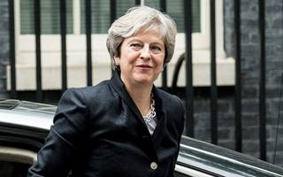 theresa may: the ball is in eu's court - and we will prove brexit doomsayers wrong