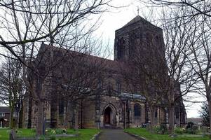 plans are underway for unique christmas tree to light up churchyard in stretton