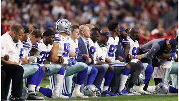 'Stand for the anthem or don't play' - Dallas Cowboys owner to players