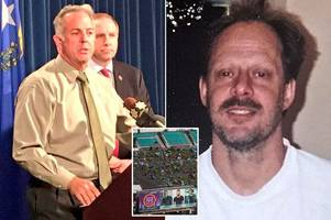 could las vegas killer have been stopped? cops reveal security guard shot six minutes before massacre started