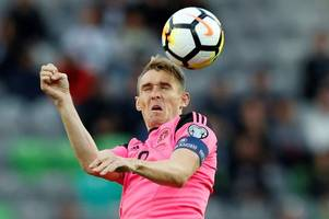 scotland midfielder darren fletcher reveals slovenia draw could be his last cap as he considers calling a day on international career