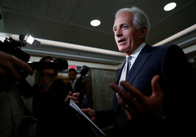 Fact-checking Trump on Corker's role in Iran deal
