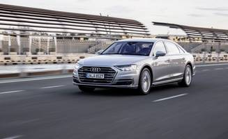 2019 audi a8 first drive: all the tech, all the serenity