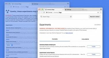 Google Works on Revamping Chrome's Internal Flags Page with Cool New Features