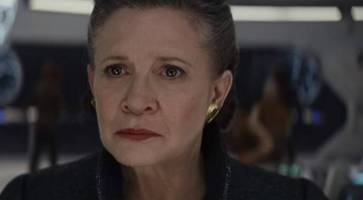 watch: star wars the last jedi trailer - featuring epic battles, kerry's skellig michael, and carrie fisher in one of her final roles