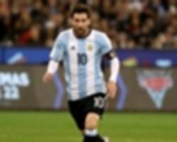 messi can save argentina from world cup qualifying failure – menotti